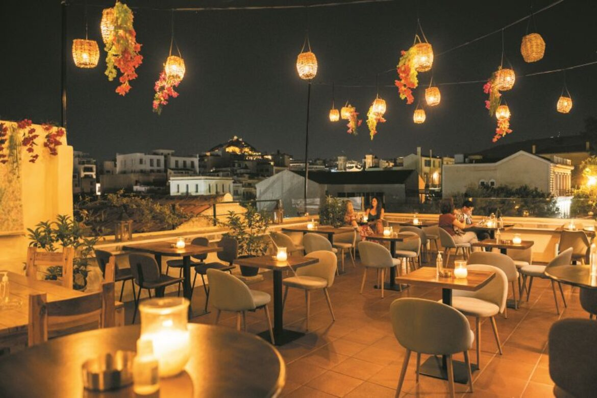 ATHENS VOICE VISITED L' AMIRAL